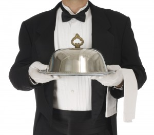 Butler at Your Service